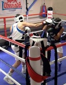 boxing mma sparring training robina