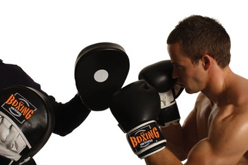 boxing padwork training course gold coast